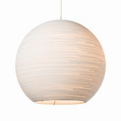 Graypants Scraplights Sun48 Pendant White