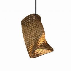 Graypants Scraplights Moa Single Pendant Natural