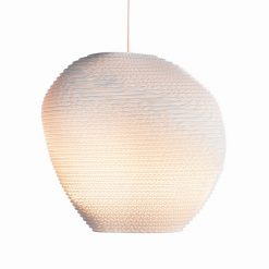 Graypants Scraplights Allyn Pendant White